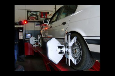 [Wheel Alignment @ 71% Savings] B$20 instead of B$70 for 2x cars 4 Wheel-Alignment (front & rear wheels) + 20% OFF any spare part purchases in store during redemption at Ferox Automotives, Jalan Gadong.