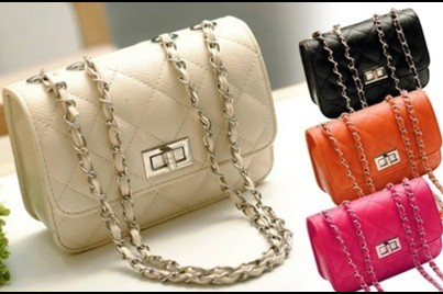 Limited 5 Coupons Only*  [Orange Quilted Bag @ 80% Savings!] B$9.9 instead of B$49 for a unit of Quilted Handbag. (Colors Avail: Black, Pink, Orange & Beige) Redemption at SD HQ, Anggerek Desa