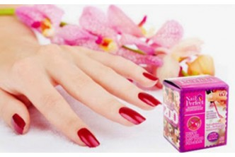 [Nail Art Set @ 80% Savings!] B$5 instead of B$25 for a unit of Nail Perfect Salon Art Set. Redemption at SD HQ, Gadong.