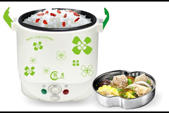 [Mini Rice Cooker @ 82% Savings!] B$21 instead of B$119 for a unit of Korean style Mini Rice Cooker. Redemption at SD HQ, Anggerek Desa