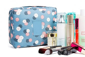 U.S. Deal [Toiletry Cosmetic Bag @ 64% Savings!] B$25 instead of B$69 for a unit of Multifunction Cosmetic Bag for Women and Girls. Redemption at SD HQ, Gadong.