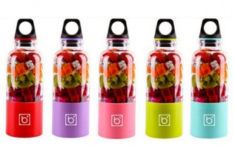 [SOKANO USB Electric Juice Blender Cup @ 40% Savings!] B$33 instead of B$55 for a unit of 500ML Portable Fruit Juice USB Blender. Redemption at SD HQ, Gadong.