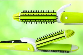 [3IN1 Hair Iron @ 78% Savings!] B$15 instead of B$68 for a unit of 3IN1 Flat Iron, Curler and Perming Styler. Redemption at SD HQ, Gadong