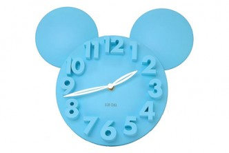 *Color subject to availability [3D Wall Clock @ 76% Savings!] B$7.9 instead of B$33 for a unit of 3D Mickey Mouse Wall Clock. Redemption at SD HQ, Gadong