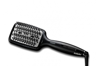 *Authentic [BaByliss Smoothing Brush @ 29% Savings!] B$199 instead of B$280 for a unit of BaByliss Smoothing Brush . Redemption at SD HQ, Anggerek Desa