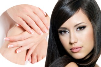 [5in1 Head to Toe Total Treatment @ 70% Savings!] B$45 instead of B$150 for a session of  Hair Relaxing + Hair  treatment+ Hair Cut  + Manicure + Pedicure  at Diana Hairdressing & Beauty Salon, Menglait.