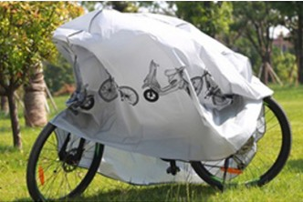 [Bicycle Cover @ 65% Savings!] B$9.9 instead of B$28 for a unit of Bicycle Cover. Redemption at SD HQ, Gadong