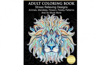 U.S. Deal [Stress Relieving Adult Coloring Book @ 49% Savings!] B$20 instead of B$39 for a unit of Coloring Book For Adults. Redemption at SD HQ, Gadong.