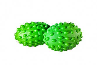 U.S. Deal [XL Dryer Balls @ 55% Savings!] B$25 instead of B$55 for a pair of Non-Toxic Fabric Dryer Balls XL. Redemption at SD HQ, Gadong.