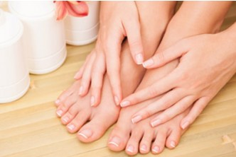 [Almost @ Paradise Pamper Package @ 55% Savings!] B$29.90 instead of B$66 for Full classic Manicure + Classic Pedicure + Nail Beauty mask (Hand & Feet)  at Almost Paradise, Manggis Mall. (also redeemable at Tungku Link)
