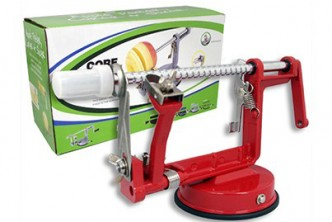 [Apple Peeler @ 81% Savings!] B$12.9 instead of B$69 for a unit of Apple Peeler Machine. Redemption at SD HQ, Gadong