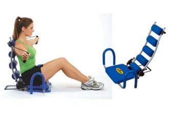 [Body Workout Exerciser @ 71% Savings!] B$89 instead of B$308 for a unit of AB Rocket Abdominal Workout Exerciser. Redemption at SD HQ, Anggerek Desa