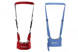 [Babykly Waistcoat @ 60% Savings!] B$7.9 instead of B$19.9 for a unit of Babykly Waistcoat Style Baby Walking Assistant Band, Redemption at SD HQ, Gadong