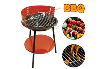 [BBQ Stove @ 61% Savings!] B$42 instead of B$109 for a unit of Camping BBQ Stove. Redemption at SD HQ, Gadong.