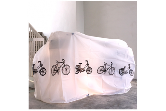 [Bicycle Cover @ 69% Savings!] B$15 instead of B$49 for a unit of Bicycle Cover. Redemption at SD HQ, Anggerek Desa