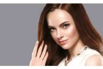 [5in1 Hair & Nail Package @ 79.9% Savings!] B$55 instead of B$274 for a session of Hair Rebonding (Bra-line Length) + Hair Cut + Hair Treatment + Manicure + Pedicure at Diana Hairdressing & Beauty Salon, Menglait.