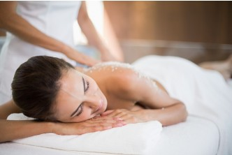 [1.5hrs Full Body Massage + Full Body Scrub @ 73% Savings!] B$20 instead of B$75 for a session of 1.5hrs Full Body Massage + Full Body Scrub at Passions Image Spa, Kiulap.