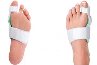 *INSTOCK*[Bunion Corrector @ 39.8% Savings!] B$29.90 instead of B$49 for a pair of Bunion Corrector - can be worn during regular activities. Redemption at SD HQ, Gadong