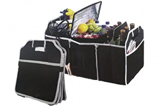 [Car Trunk Organizer @ 60% Savings!] B$8.9 instead of B$22 for a unit Car Folding Trunk Interior Travel Tool Organizer. Redemption at SD HQ, Gadong
