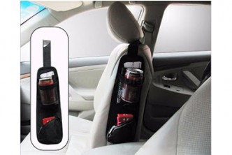 [Car Seat Side Pocket @ 53% Savings!] B$7 instead of B$15 for a unit of Car Seat Side Pocket to keep your items well organized.  Redemption at SD HQ, Gadong.