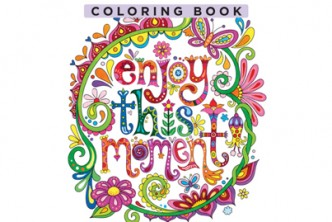 U.S. Deal [Good Vibes Adult Coloring Book @ 49% Savings!] B$20 instead of B$39 for a unit of Coloring Book For Adults. Redemption at SD HQ, Gadong.