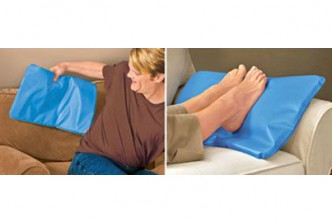 [Cool-Pillow @ 70% Savings!] B$8.9 instead of B$30 for a unit of Chillow 'Cooling Pillow'. Redemption at SD HQ, Gadong