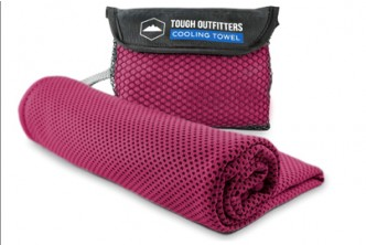 U.S. Deal [Instant Cooling Towel @ 40% Savings!] B$18.9 instead of B$32 for a unit of Stay Cool, Fresh & Active for Hours. Ideal for All Sports & Outdoor Adventures. Redemption at SD HQ, Gadong.