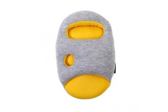[Yellow Ostrich Mini Pillow @ 59% Savings!] B$15.9 instead of B$38.9 for a unit of Yellow Ostrich Mini Pillow. Redemption at SD HQ, Gadong.