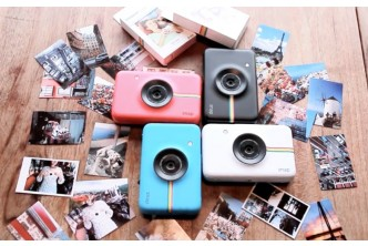 [2IN1 Polaroid Camera/Printer @ 35% Savings!] B$199 instead of B$308 for a unit of Polaroid Snap Instant Digital Camera with ZINK Zero Ink Printing Technology. Redemption at SD HQ Gadong