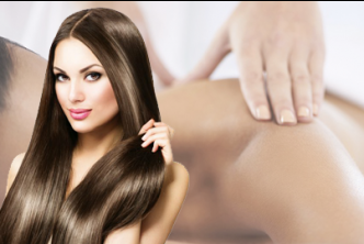 [Super Relaxing Pamper Package @ 75% Savings!] B$19.90 instead of B$80 for a session of  Hair Hot Oil + Hair Cut + Hair Wash + Neck + Shoulder + Back Massage at Diana Hairdressing & Beauty Salon, Menglait.