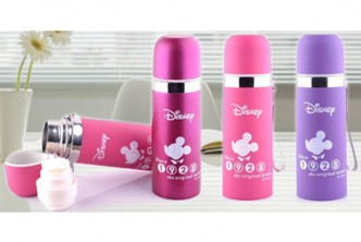 *Colors Subject to availability* [Disney Flask @ 70% Savings!] B$8.9 instead of B$ 29.9 for a unit of Disney Double Insulated Stainless Steel Flask. Redemption at SD HQ, Anggerek Desa