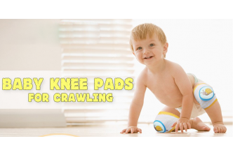 [For 4 Months to 18 Months old] No more Dark Knees![3 baby Knee Pads @ 44% Savings!] B$39 instead of B$70 for 3 units of Cotton Elastic Baby Knee Pads. Redemption at SD HQ, Gadong.