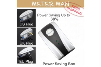 [Power Saver @ 48% Savings!] B$9.9 instead of B$19 for a unit of Electricity Power Saver. Redemption at SD HQ, Anggerek Desa