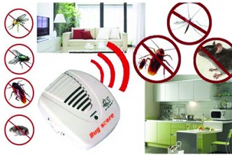 [Insect Repellent Device @ 72% Savings!] B$13.90 instead of B$49 for a unit of Electronic Bug Scare Insect Ultrasonic Repellent Device. Redemption at SD HQ, Anggerek Desa
