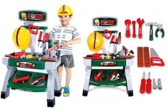 [Engineer Playset  @ 65% Savings!] B$45 instead of B$129 for a unit of Engineer tools PLayset. Redemption at SD HQ, Anggerek Desa