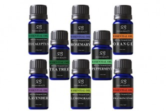 SOLD OUT [Essential Oils @ 46% Savings!] B$49 instead of B$90 for a set of 8 Essential Oils - Lavender, Tea Tree, Eucalyptus, Lemongrass, Orange, Peppermint, Frankincense and Rosemary