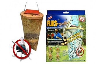 [2x Flies Trapper @ 70% Savings!] B$10 instead of B$33 for TWO units of Non-Toxic Fly Trapper. Redemption at SD HQ, Gadong