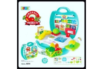 [SOKANO Kid's Cashier Toy @ 44% Savings!] B$16.9 instead of B$30 for a unit of SOKANO Kid's Cashier Toy. Redemption at SD HQ, Gadong