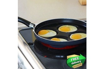 [Non Stick Frying Pan @ 55% Savings!] B$13 instead of B$29 for a unit of Non-Stick Egg Frying Pan. Redemption at SD HQ, Anggerek Desa