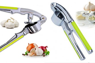 [Garlic Press @ 56% Savings!] B$7 instead of B$15.9 for a unit of Garlic Press. Redemption at SD HQ, Gadong