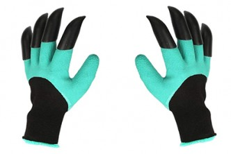 U.S. Deal [Claw Gardening Gloves @ 51% Savings!] B$24 instead of B$49 for a pair of Garden Gloves with Claws. Redemption at SD HQ, Gadong.
