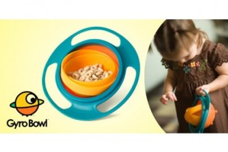 [Baby Gyro Bowl @ 77% Savings!] B$5 instead of B$21.90 for a unit of Gyro Bowl (No more Spilling!) . Redemption at SD HQ, Gadong