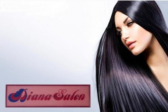 [CNY Hair Package @ 67% Savings!] B$50 instead of B$150 for a session of Hair Rebonding + Hair Cut + Hair Treatment at Diana Hairdressing & Beauty Salon, Menglait.