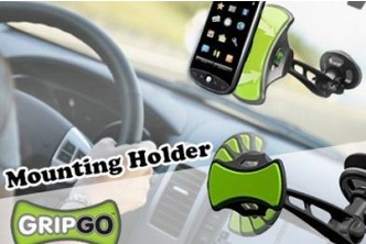 [GripGo Deal @ 77% Savings!] B$6.9 instead of B$29.9 for a unit of GRIPGO Smartphone Mountable Holder. Redemption at SD HQ, Anggerek Desa