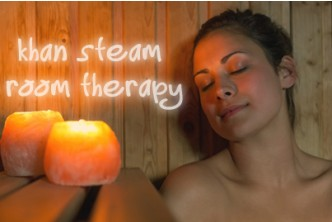 R3 Hotstone In a Room [Steam, Sweat, and Smile! @ 78% Savings] B$10 instead of $45 for Ladies Only for a 40 mins Session of Khan Steam Room + far infrared carbon fiber + phototherapy system at Beauty Queen  N Health Establishment, Kiulap.