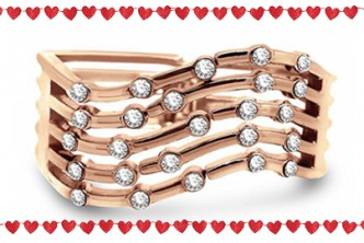 Swarovski Elements* [Kissing Gate Bangle @ 80% Savings!] B$10 instead of B$52 for a unit of Kissing Gate Bangle Made With Swarovski Elements. Redemption at SD HQ, Gadong.