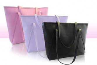[Large Tote Bag @ 82% Savings!] B$9.9 instead of B$56 for a unit of Large Tote Bag. (choose from 3 different colours) Redemption at SD HQ, Gadong