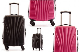 [2 lightweight Trolley Luggages @ 78% Savings!] B$89 instead of B$399 for a set of 2 in 1 Luggage Set. Redemption at SD HQ, Gadong