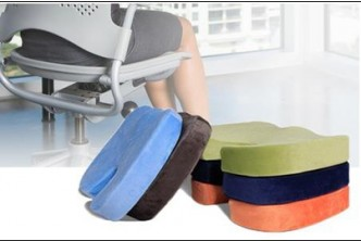 *Color Subject to availability [TWO Memory Cushion @ 75% Savings] B$10 instead of B$39.9 for a unit of Memory Foam Seat Cushion w Detachable Cover. Redemption at SD HQ, Gadong.