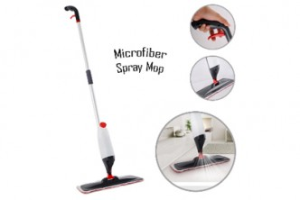 New technology* [Microfiber Spray Mop @ 51% Savings!] B$19 instead of B$39 for a unit of New Technology Ultra Clean Flexible Spray Mop + Microfiber Pad. Redemption at SD HQ, Gadong